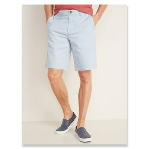 Old Navy Ultimate Slim Flat Front Shorts